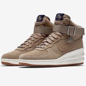 Nike Lunar Force 1 Sky Hi Sneakers